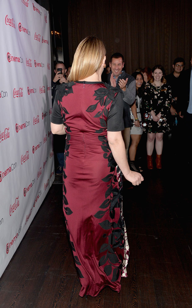 Drew Barrymore in Marc Jacobs