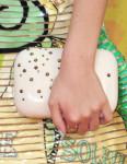 Victoria Justice's Kotur clutch