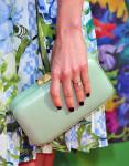 Jayma Mays' Rebecca Minkoff clutch