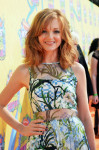 Jayma Mays in Timo Weiland