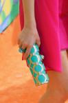 Kelli Berglund's Amanda Pearl clutch