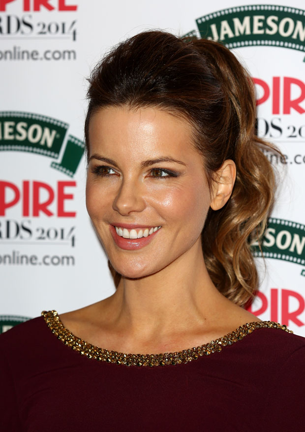 Kate Beckinsale in Jenny Packham
