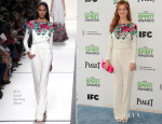 Ahna O'Reilly In Elie Saab - Film Independent Spirit Awards 2014