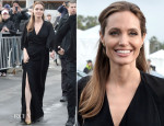 Angelina Jolie In Saint Laurent - Film Independent Spirit Awards 2014