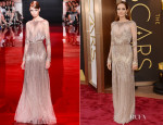 Angelina Jolie In Elie Saab Couture - Oscars 2014