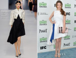 Anna Kendrick In Christian Dior - Film Independent Spirit Awards 2014