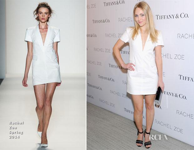 AnnaSophia Robb In Rachel Zoe - 'Living In Style Inspiration And Advice For Everyday Glamour' Book Launch Party