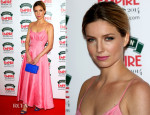 Annabelle Wallis In Prada - Jameson Empire Awards 2014