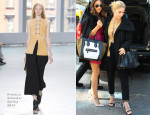 Ashley Benson In Proenza Schouler - The View