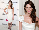 Ashley Greene In Dsquared² - Elton John AIDS Foundation Oscar Party