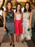 Ashley Greene, Micaela Erlanger & Olivia Munn - 25 Most Powerful Stylists Luncheon 2014