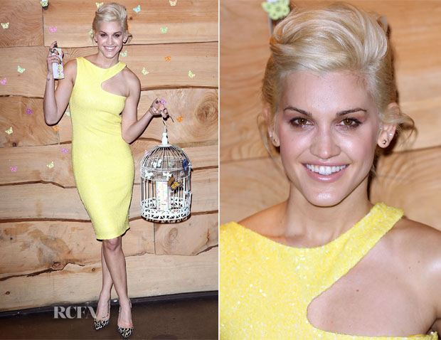 Ashley Roberts In Key London - 'Ashley By Ashley Roberts'  Fragrance Launch Photocall