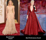 Oscars 2014 Fashion Critics' Roundup