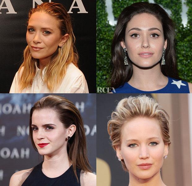 Beauty Trend Spotting Part-less Hair