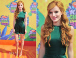 Bella Thorne In Valentino - Nickelodeon Kids' Choice Awards 2014