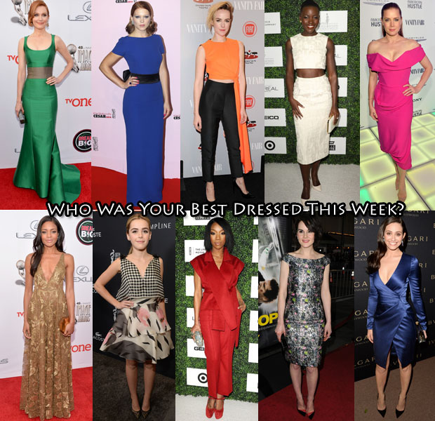 Best Dressed Of The Week 28 Feb