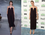 Brie Larson In Maison Martin Margiela - Film Independent Spirit Awards 2014