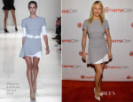 Cameron Diaz In Victoria Beckham - CinemaCon 2014: 20th Century Fox Special Presentation