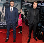 'Captain America: The Winter Soldier' LA Premiere Menswear Roundup