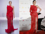 Carina Lau In Ralph & Russo - 8th Asian Film Awards