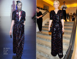 Cate Blanchett In Armani Privé - Giorgio Armani Celebrates Martin Scorsese And Paolo Sorrentino
