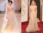 Cate Blanchett In Armani Privé - Oscars 2014