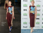 Cate Blanchett In Roksanda Ilincic - Film Independent Spirit Awards 2014
