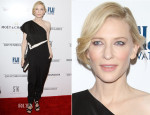 Cate Blanchett In Stella McCartney - Sony Pictures Classics Pre-Oscar Dinner