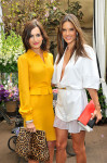 Camilla Bell in Gucci and Alessandra Ambrosio