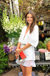 Alessandra Ambrosio - Christian Louboutin Celebrates Launch of 'Passage' Handbag Collection