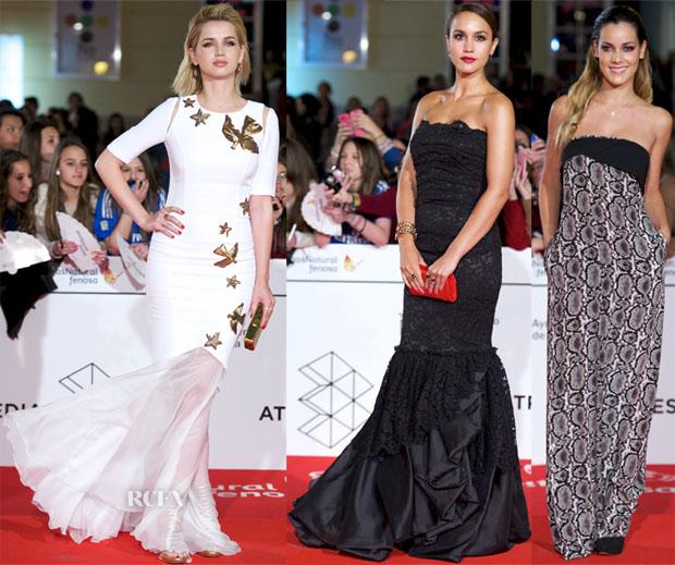 'Dioses y Perros' Malaga Film Festival Premiere