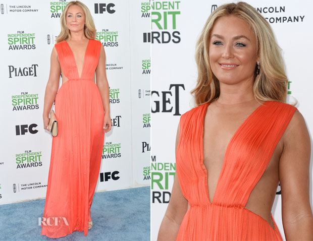 Elisabeth Rohm In  Maria Lucia Hohan - Film Independent Spirit Awards 2014