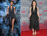 Emilia Clarke In Donna Karan - 'Game Of Thrones' Season 4 New York Premiere