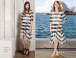Emma Stone In Chloé - 'The Amazing Spider-Man 2: Rise Of Electro' Sydney Photocall