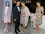 Eva Mendes In New York & Company & Escada - New York & Company Spring Launch Dinner