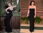 Eve Hewson In Dsquared² - Vanity Fair Oscar Party 2014