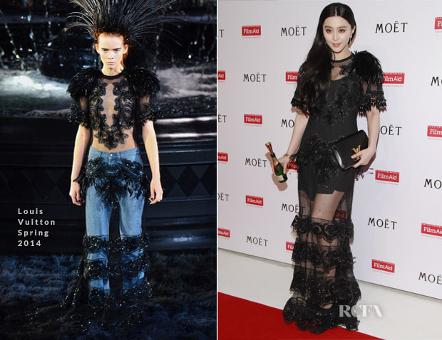 Fan Bingbing In Louis Vuitton - 'Power Of Film' Charity Event