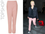 Fearne Cotton's Topshop Tailored Cuff Joggers