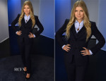 Fergie In Dolce & Gabbana - Avons International Womens Day 2014
