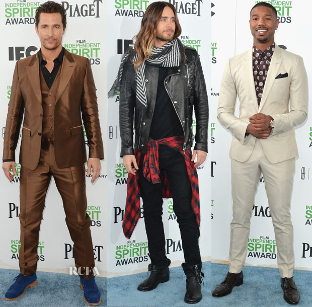 Film Independent Spirit Awards 2014 Menswear Roundup 1
