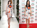 Gemma Chan In Mulberry - Jameson Empire Awards 2014