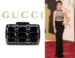 Anne Hathaway's Gucci Evening Clutch