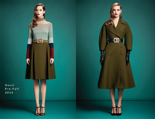 Gucci Pre-Fall 2013 Blake Lively