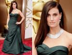 Idina Menzel In Vera Wang - Oscars 2014