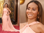 Jada Pinkett-Smith In Atelier Versace - Oscars 2014