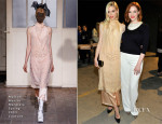 Jaime King In Maison Martin Margiela Couture - Hunters Alley Launch