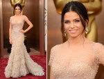 Jenna Dewan-Tatum In Reem Acra - Oscars 2014
