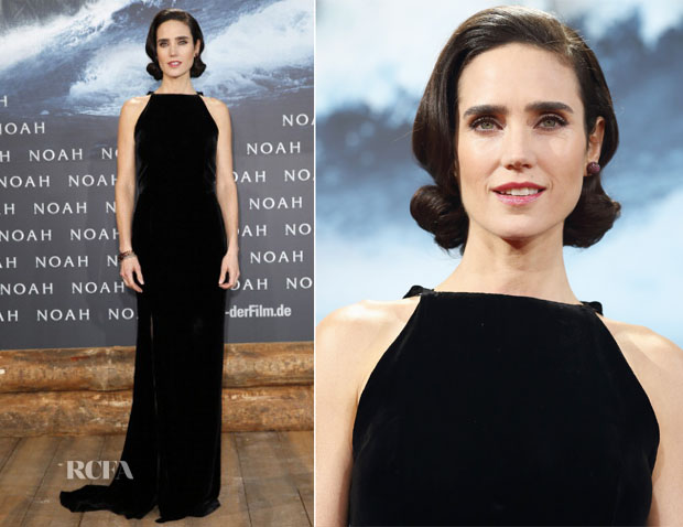 Jennifer Connelly In Lanvin - 'Noah' Berlin Premiere
