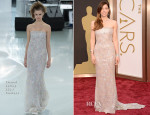 Jessica Biel In Chanel Couture - Oscars 2014
