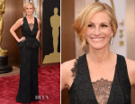 Julia Roberts In Givenchy Couture - Oscars 2014